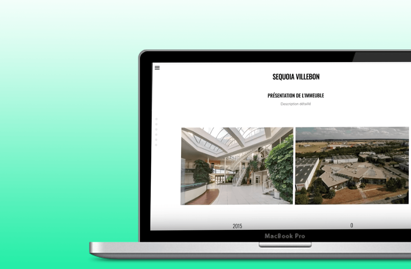 Développement wordpress agence paris likeweb arizona asset management design création