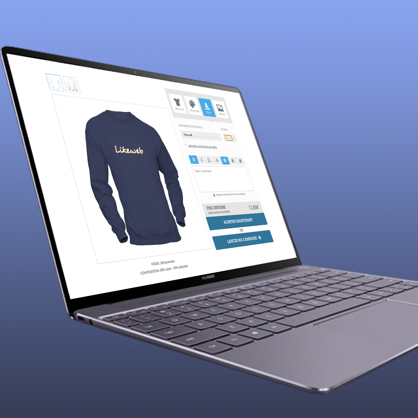 brandbyme studio design likeweb paris développement intégration création agence sur mesure