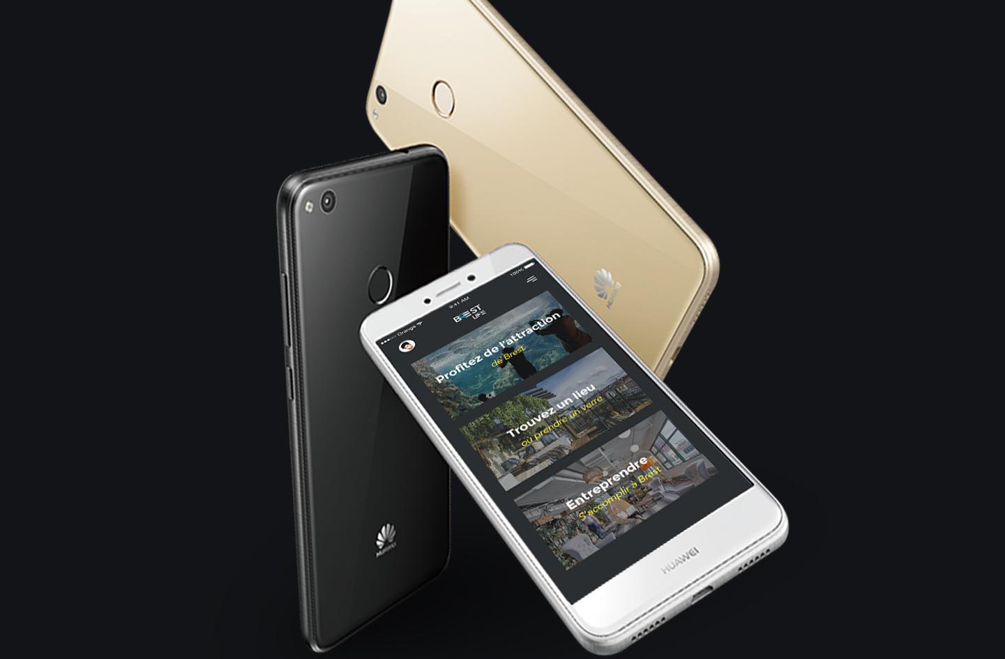 design studio développement mobile natif hybrid java swift ios android marketing brest likeweb paris
