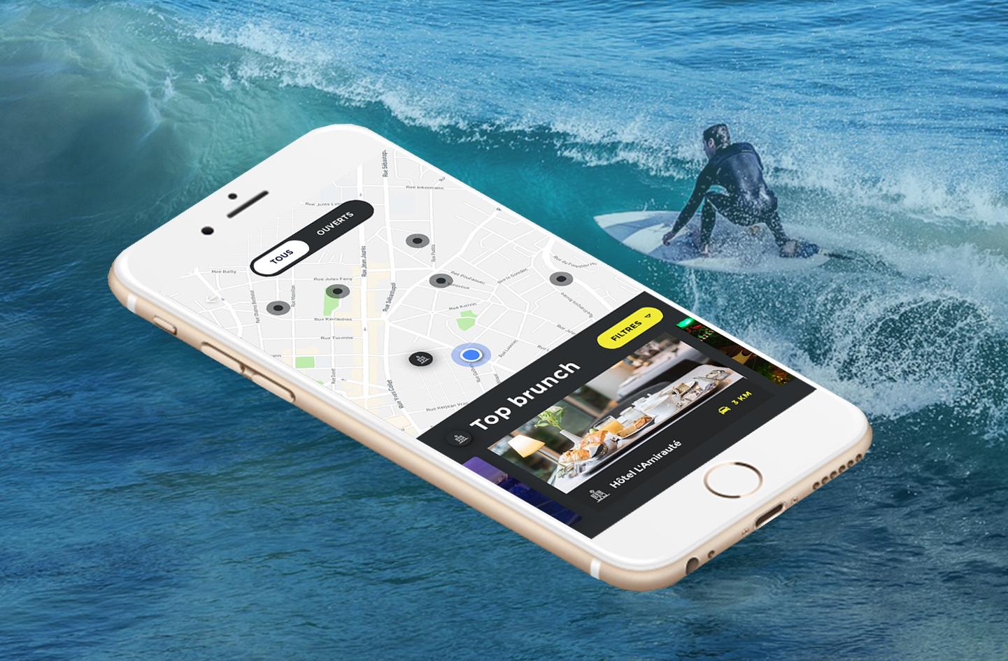 likeweb agency paris intégration création développement application mobile studio brest
