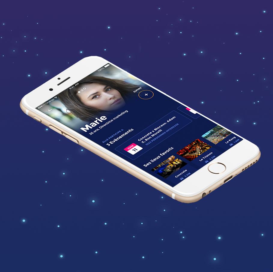 gonight application mobile développement conception design marketing firebase