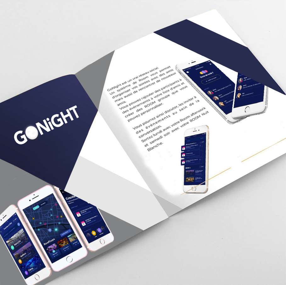 agence web likeweb agency vincennes gonight application mobile design conception