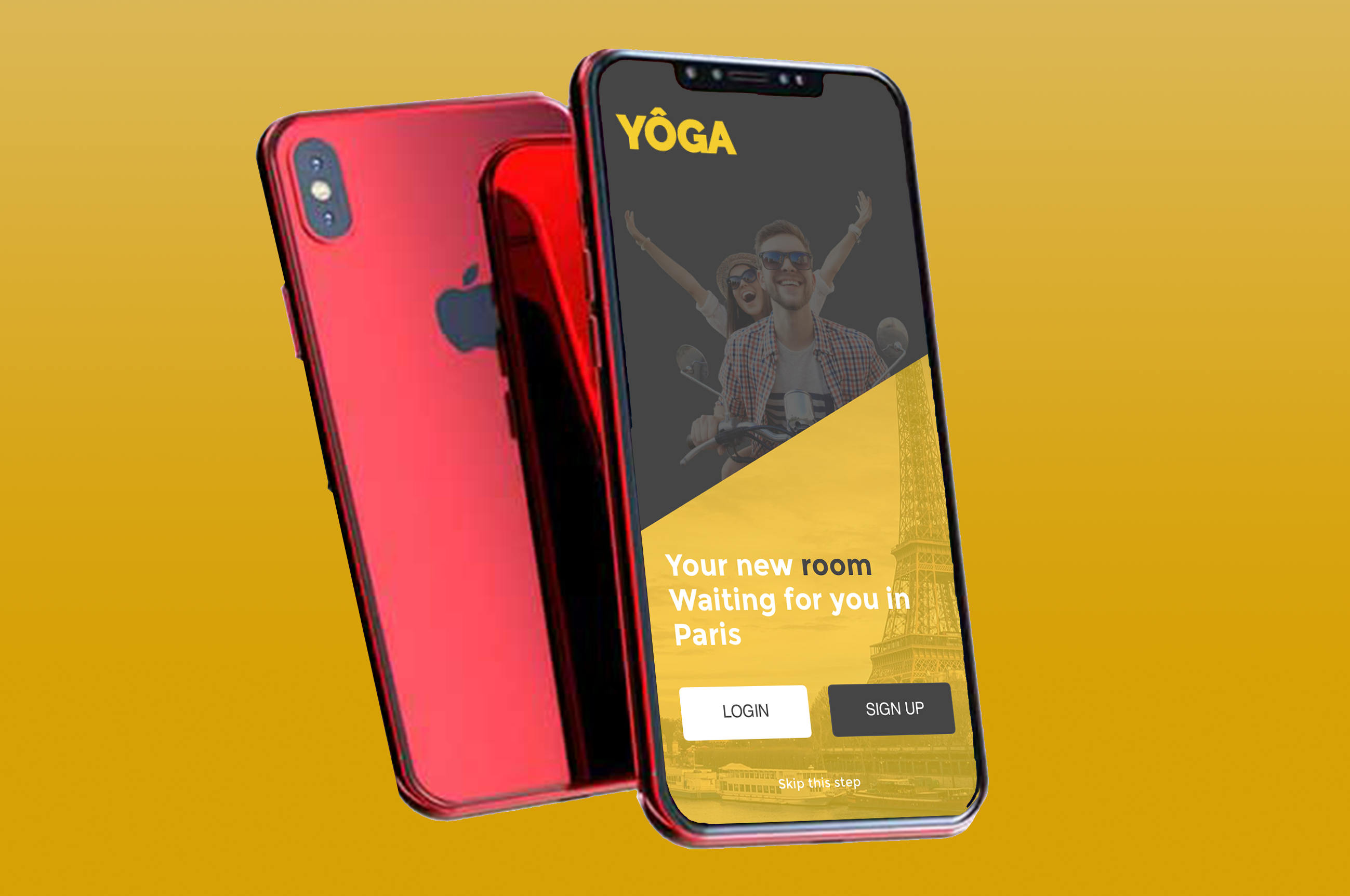 développement sur mesure ios android yoga likeweb agency studio design marketing branding ux/ui design marché chinois shangai