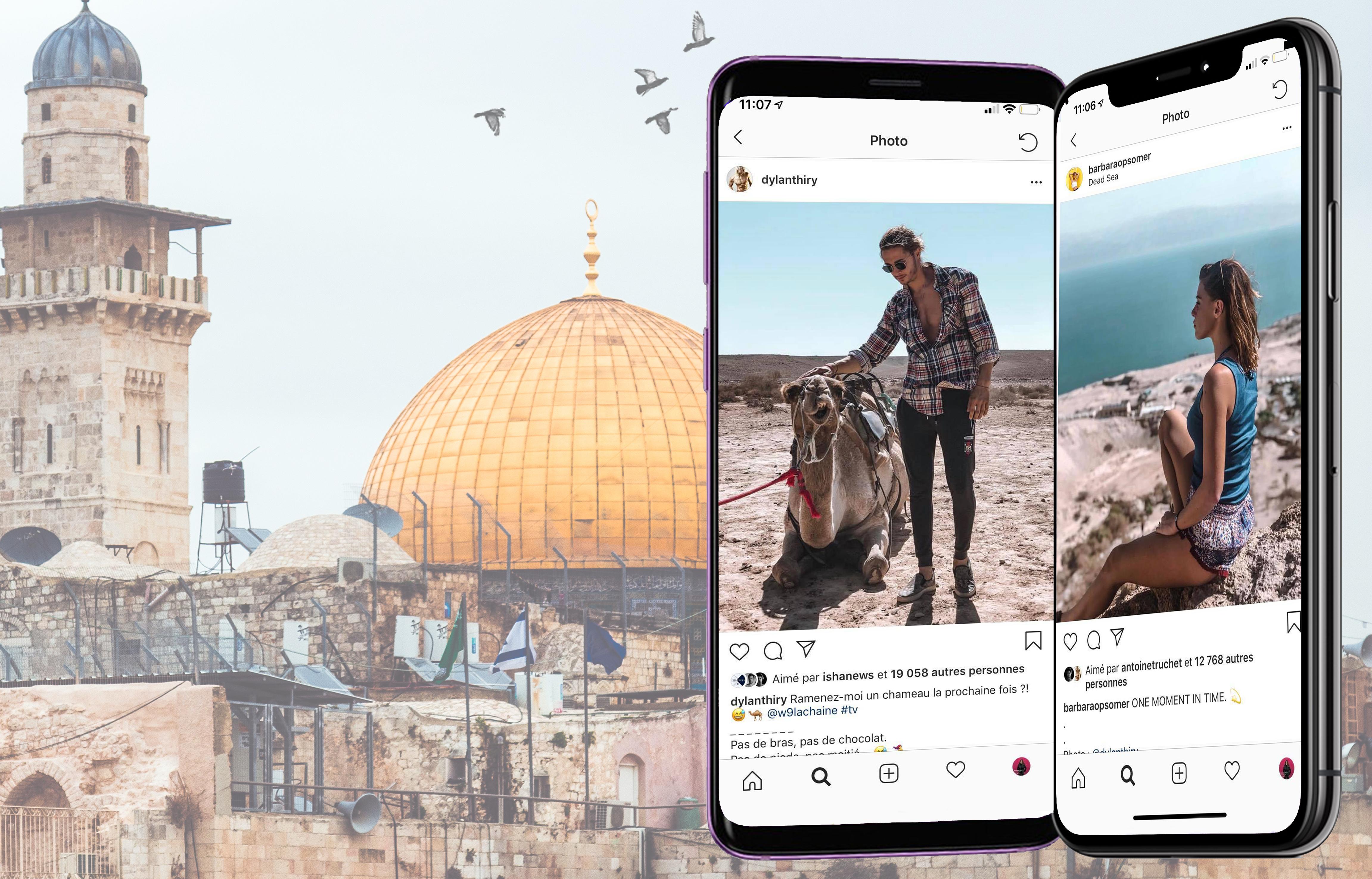impact voyage agence digitale likeweb agency social medias