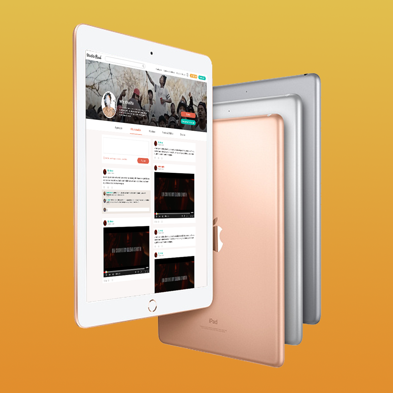 marketplace design conception agence paris likeweb agency application mobile