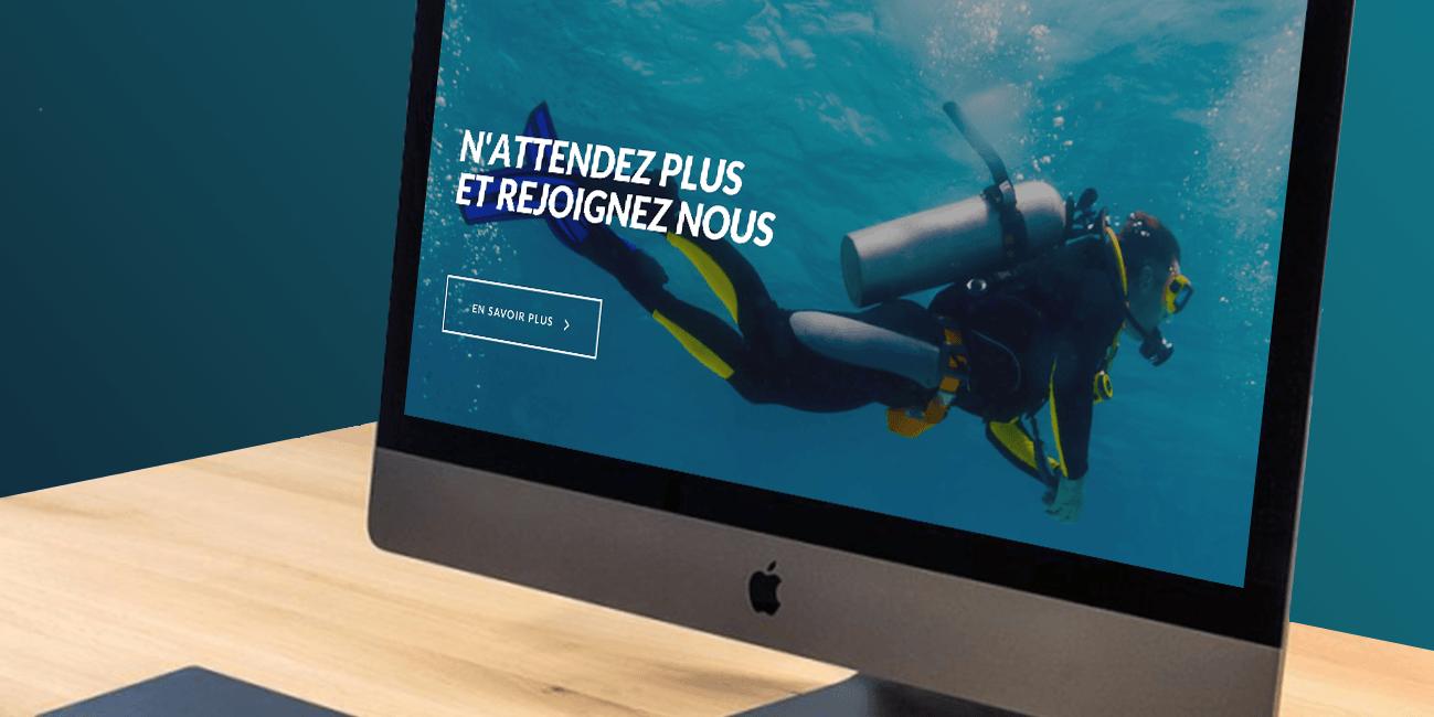 FFESSM Likeweb agence web developpement web sur mesure wordpress ergonomie site web extranet