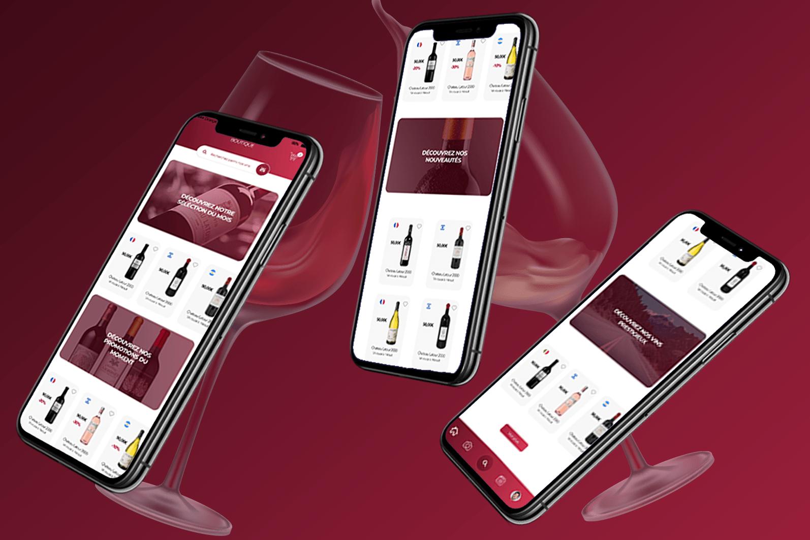 Likeweb Agency studio mobile design application mobile